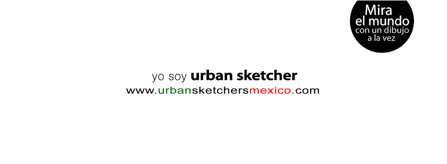 UrbanSketchers México