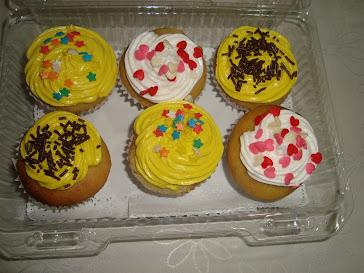 """Cup cake """"Dia del niño"""""""