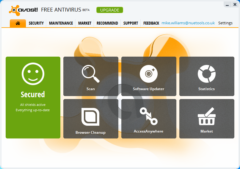 Free Avast Antivirus 8.0.1489 Full Version with Serial key.