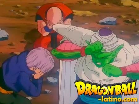 Dragon Ball Z capitulo 144