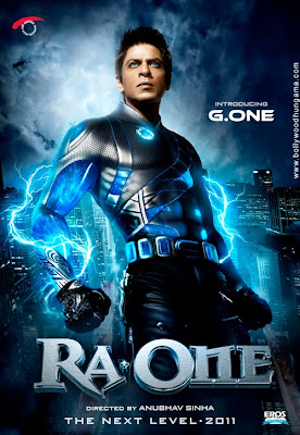 Ra One film streaming