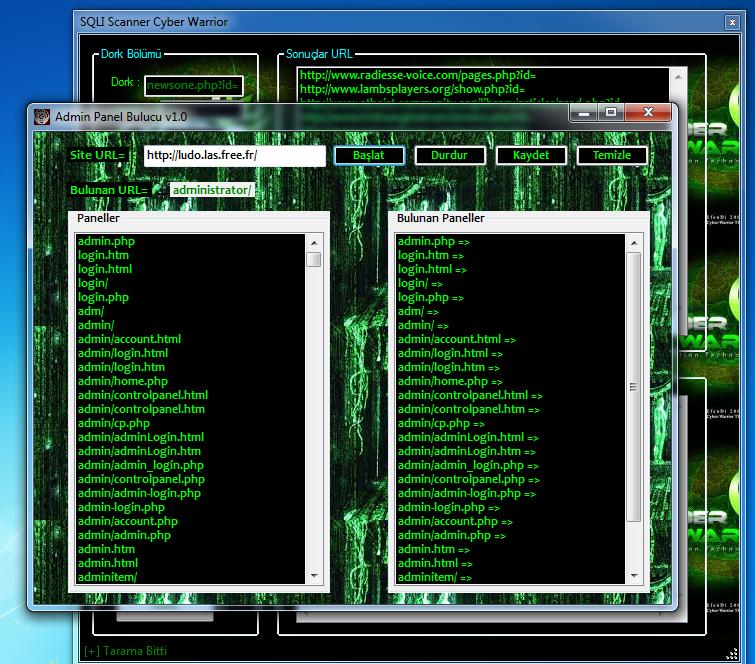 99% portscanner - консольный сканер портов