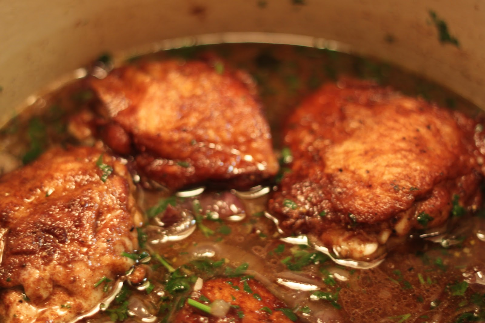 THE CRACKED KETTLE: rivka friedman's moroccan chicken with apricots