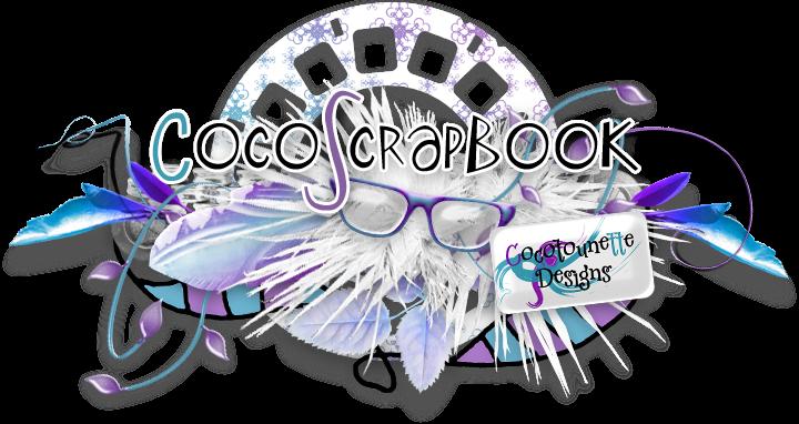 Le scrap de Cocotounette