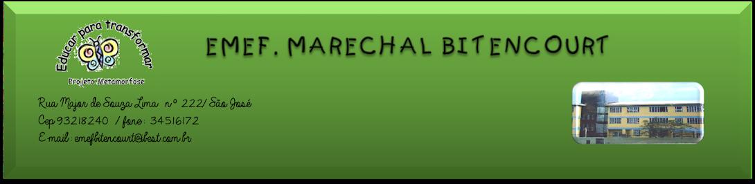 Escola Marechal Bitencourt