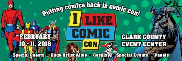 I Like Comic Con