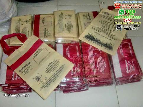 Undangan Tas Kain Spunbond Banten