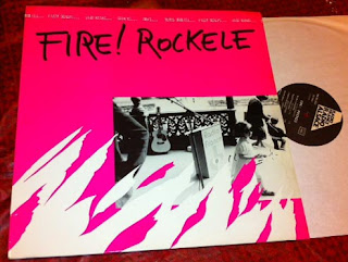 VA: Fire ! Rockele LP (1984, Radio Alsace)