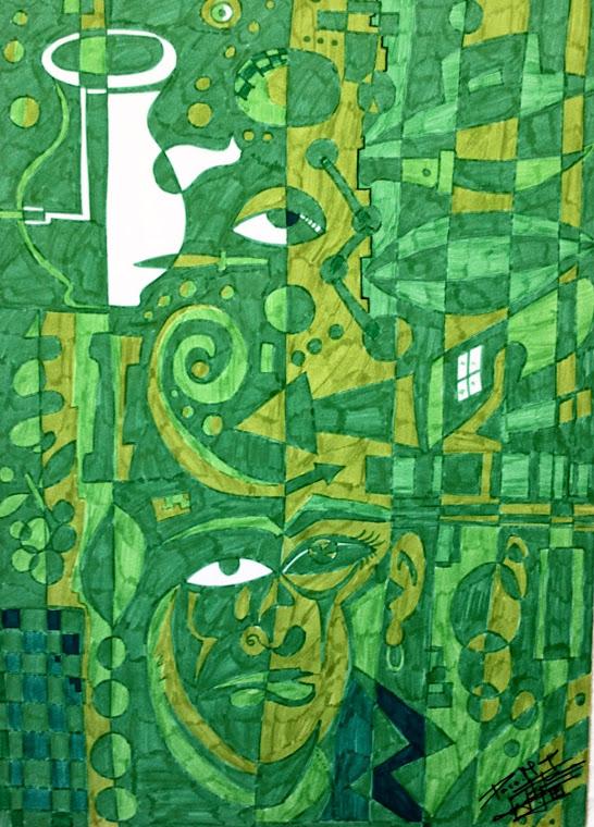 Verde que te quiero verde 14-3-91