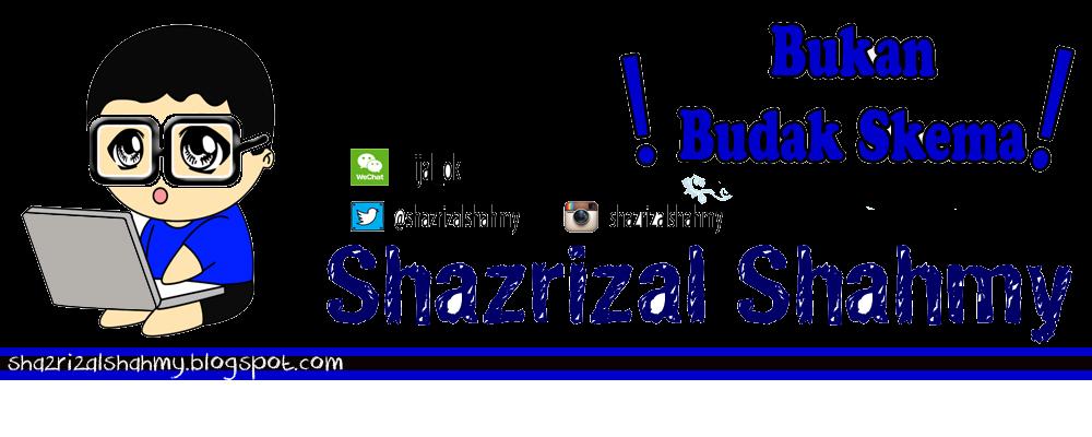 Shazrizal Shahmy