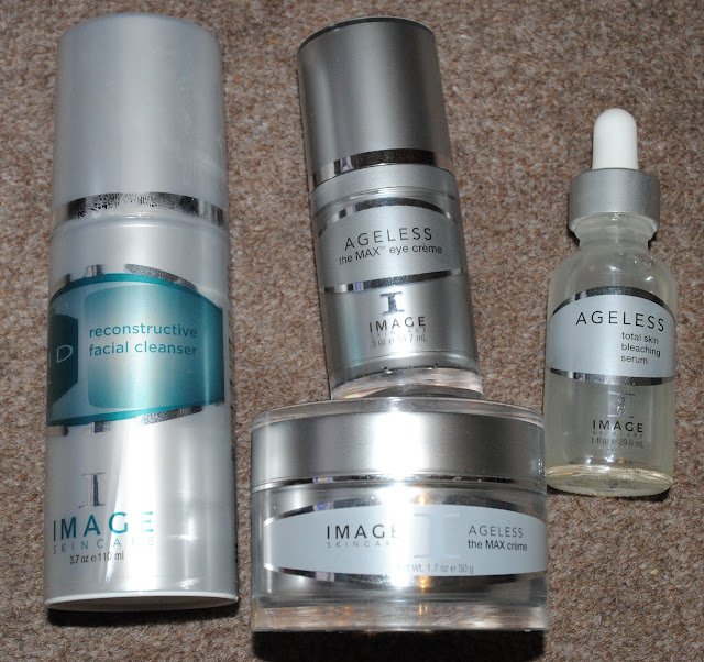 Image Skincare Night Routine