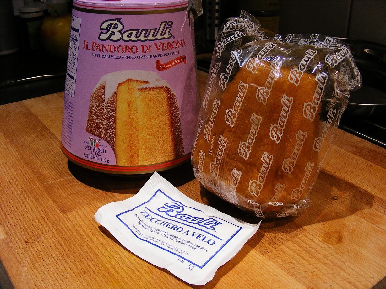 ... Pastry Workshop: Tasting Pandoro, the Christmas pastry of Verona