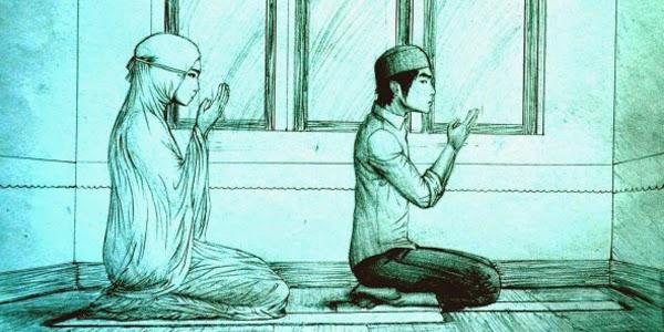 doa meminta keselamatan dan kesejahteraan lengkap arab, latin dan artinya