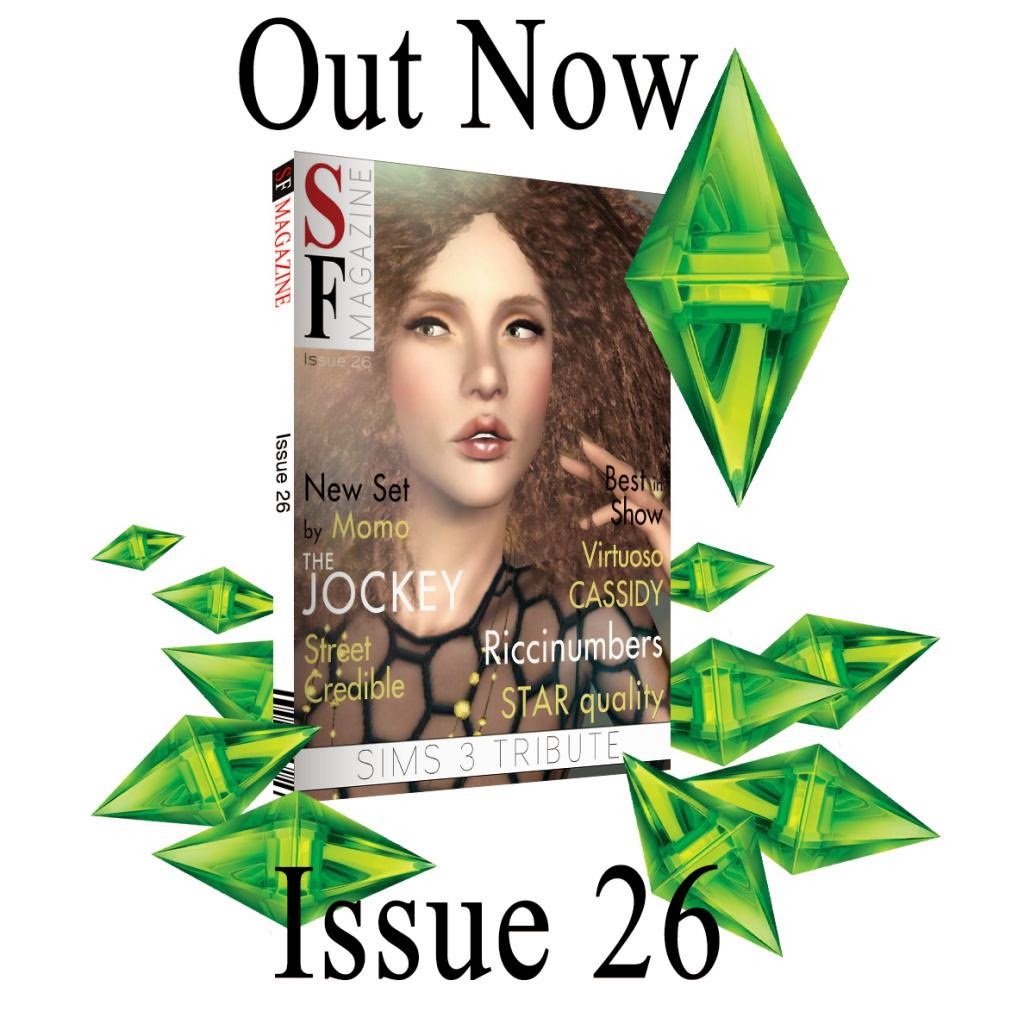 Issue 26 Is Here!