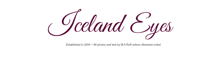 Iceland Eyes -The Original Icelandic Photo Blog