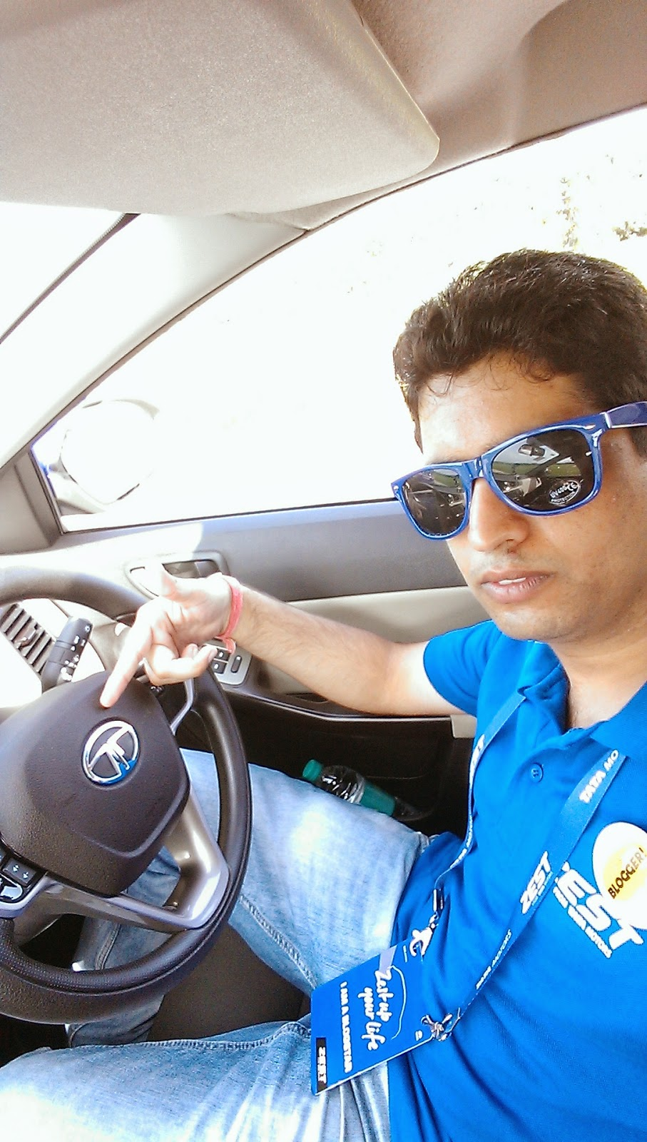 Tata Zest Review from Blogger's Eye