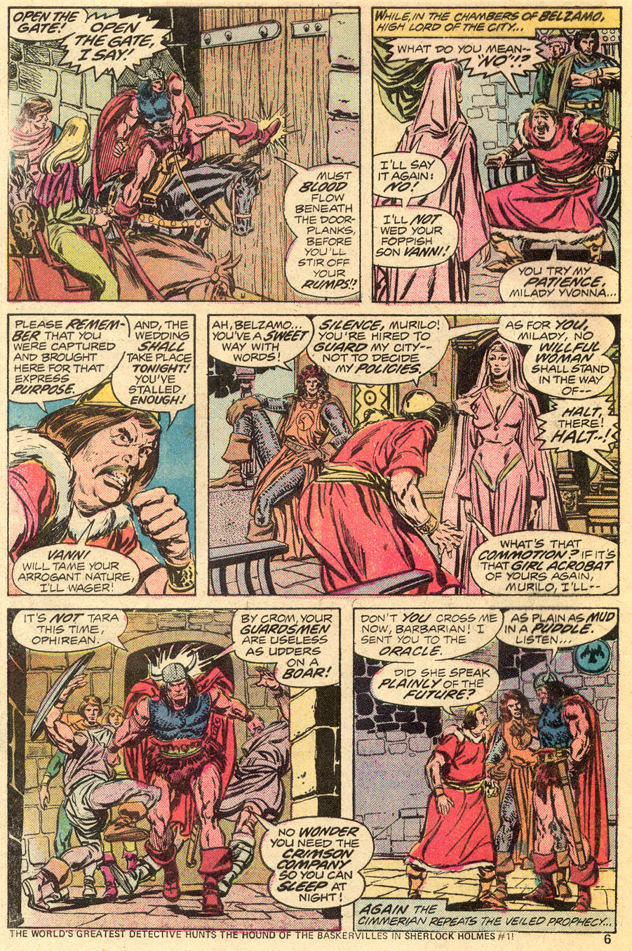 Conan the Barbarian (1970) Issue #55 #67 - English 5