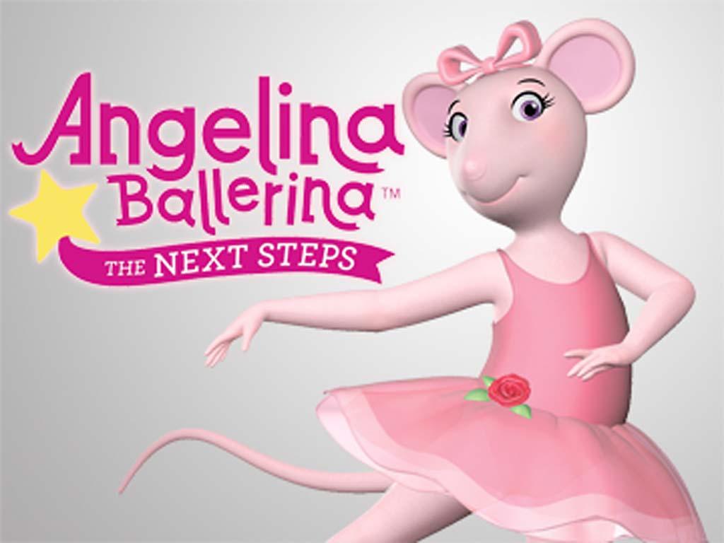 Angelina  A Ballerina  S  Rie Da Discovery Kids   E Seus Amigos