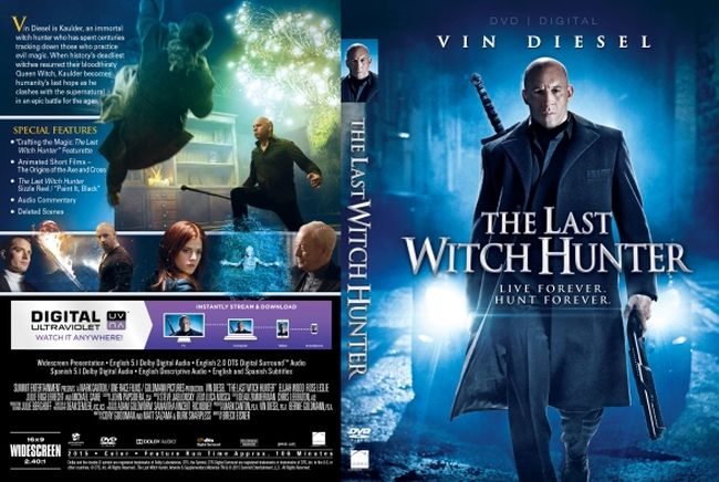 The Last Witch Hunter – Latino – Inglés