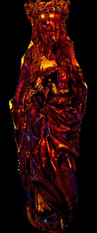 Maria, Mittlerin aller Gnaden und Coredemptrix des Menschengeschlechtes