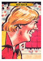 Topps Stars of the 80s Card - Roy Race