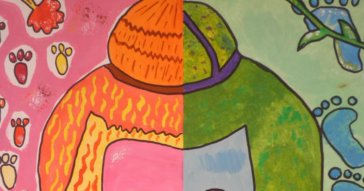 Artes pl sticas y dibujo el color gama c lida y gama fr a - Gama colores frios ...