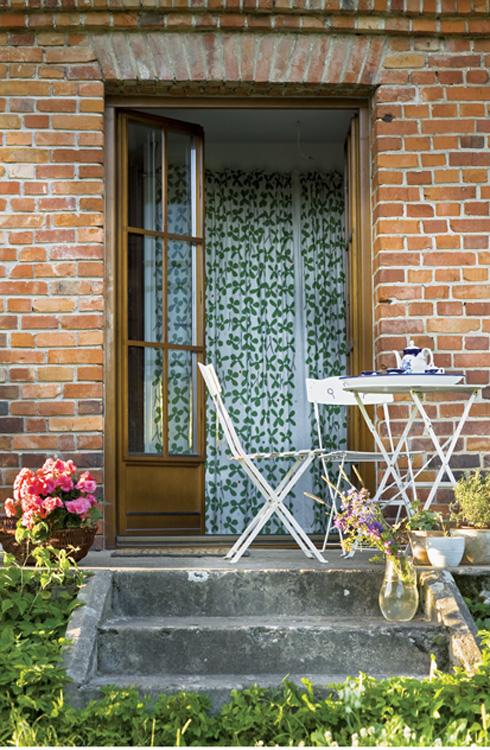 Estilo rustico accesos de viviendas rusticas for Estilos de viviendas