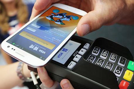 Galaxy S4 Visa PayWave