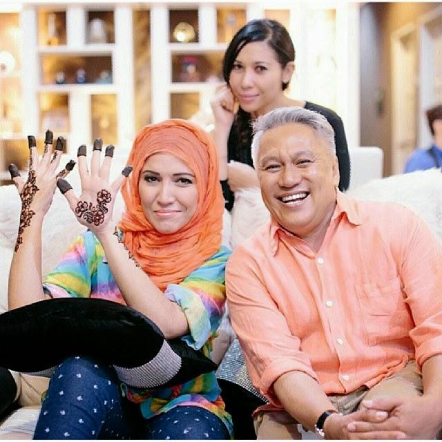 Chef Riz Dan Shikin Maembong Selamat Bernikah