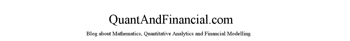 Quantitative & Financial