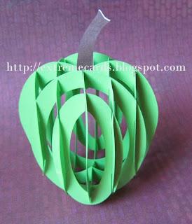 sliceform apple