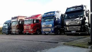 II° Raduno Truck Due Mari