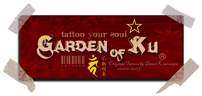 Garden of Ku Tattoo