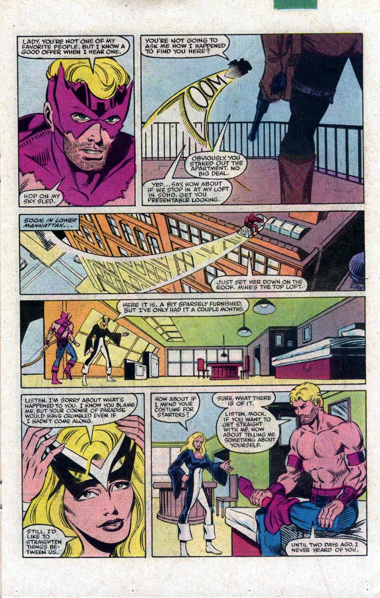 Hawkeye (1983) Issue #2 #2 - English 9