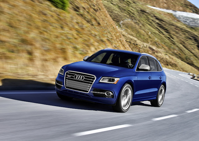 The 2014 Audi SQ5 Starts at $51,900 [Video]