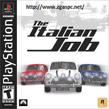Free Download Games The Italian Job PSX ISO For PC Full Version ZGASPC