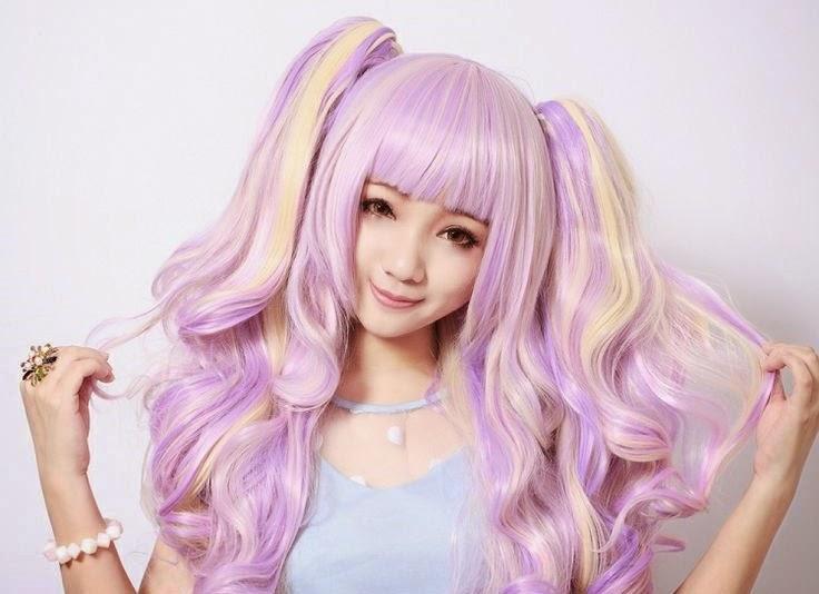 Kawaii All Choosing Your Wig