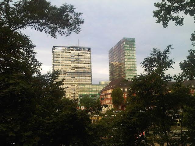 IBM-Türme - Berliner Tor