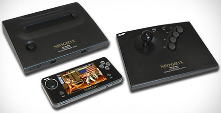 NEOGEO X Gold handheld/console bundle: release date and price details