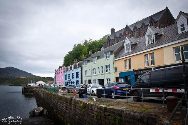 Portree Isle of Skye Scotland Écosse