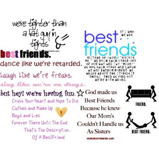 quotes for friendship.