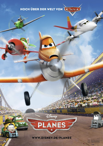 Disney s Planes (Aviones) HD (2013) - Latino