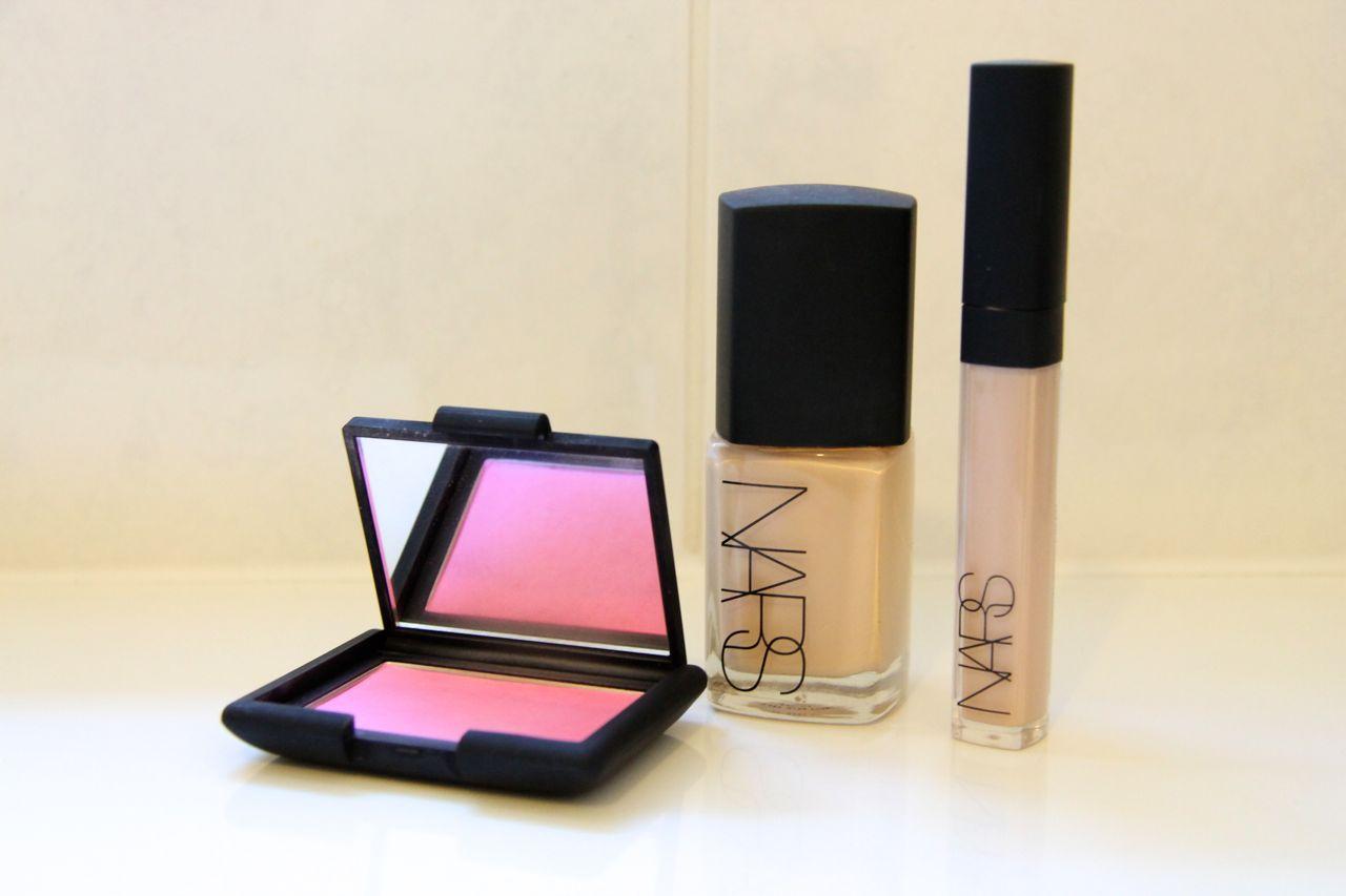 favourite nars make-up