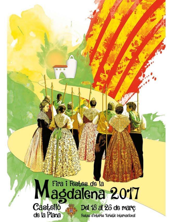 FIRA I FESTES DE LA MAGDALENA 2017 CASTELLO DE LA PLANA Del 18 al 26 Marc