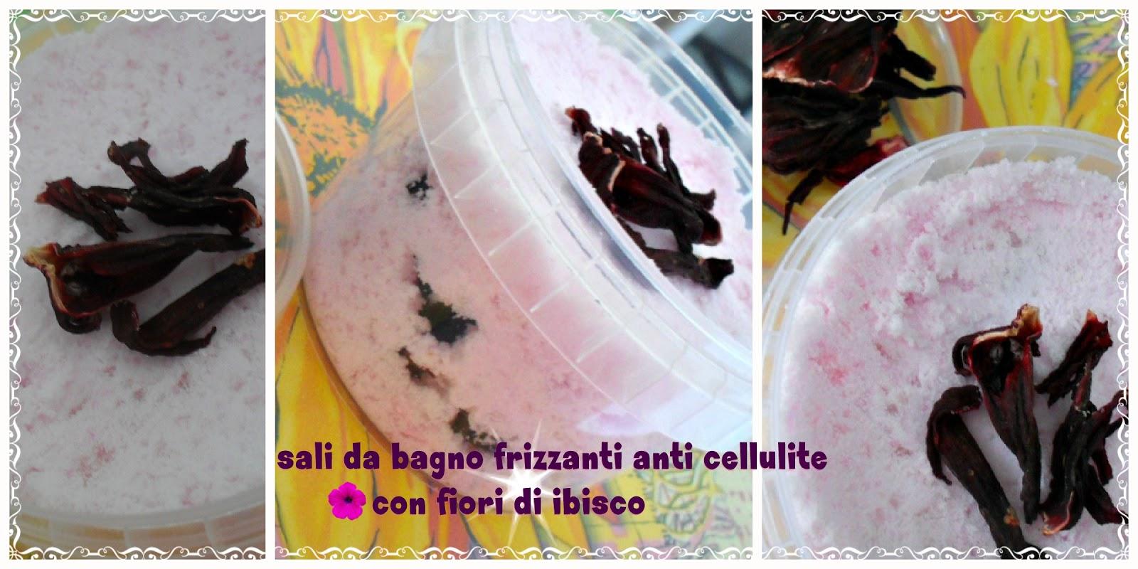 Nife diy beauty sali da bagno frizzanti anti cellulite - Bagno anticellulite ...