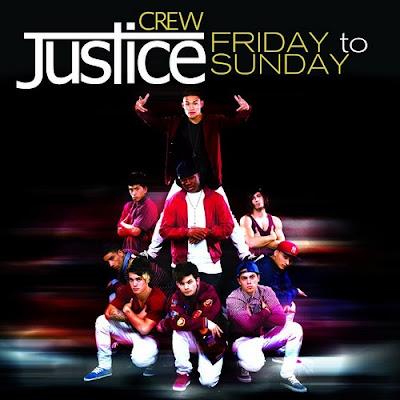 Justice Crew - Friday To Sunday Lyrics