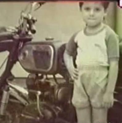 Shahid kapoor School boy