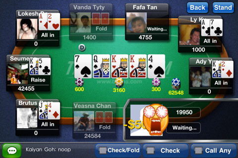 Free Download Poker 1.9.0 Texas Boyaa For Android 