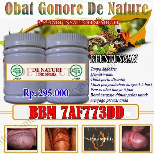 Obat Gonore