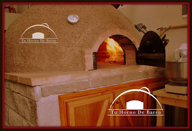 HORNO DE BARRO MIXTO (GAS y/o LEÑA) COMPLEMENTO IDEAL !